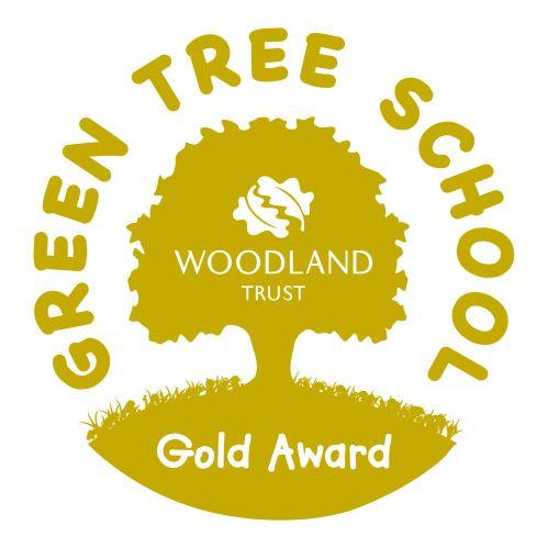 Green Tree School Gold Award