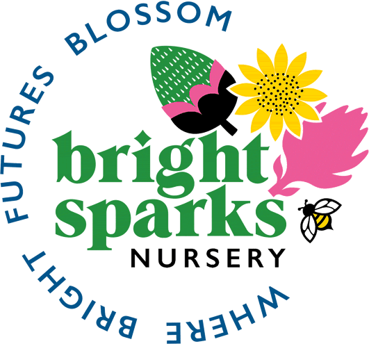 Bright Sparks Nursery Logo